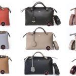 กระเป๋า Fendi By The Way Small Size Multicoloured หลายสี หลายแบบ สวยๆ ของใหม่ พร้อมส่ง!!