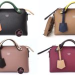 กระเป๋า Fendi By The Way Mini Size Multicoloured หลายสี หลายแบบ สวยๆ ของใหม่ พร้อมส่ง!!