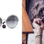 แว่นกันแดด Chanel Round Sunglasses Silver/Gray ของใหม่ พร้อมส่ง‼️