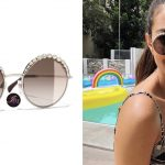 แว่นกันแดด Chanel Round Sunglasses Gold/Brown ของใหม่ พร้อมส่ง‼️