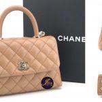 "Chanel coco 9.5"" caramel caviar ของใหม่ พร้อมส่ง‼️"